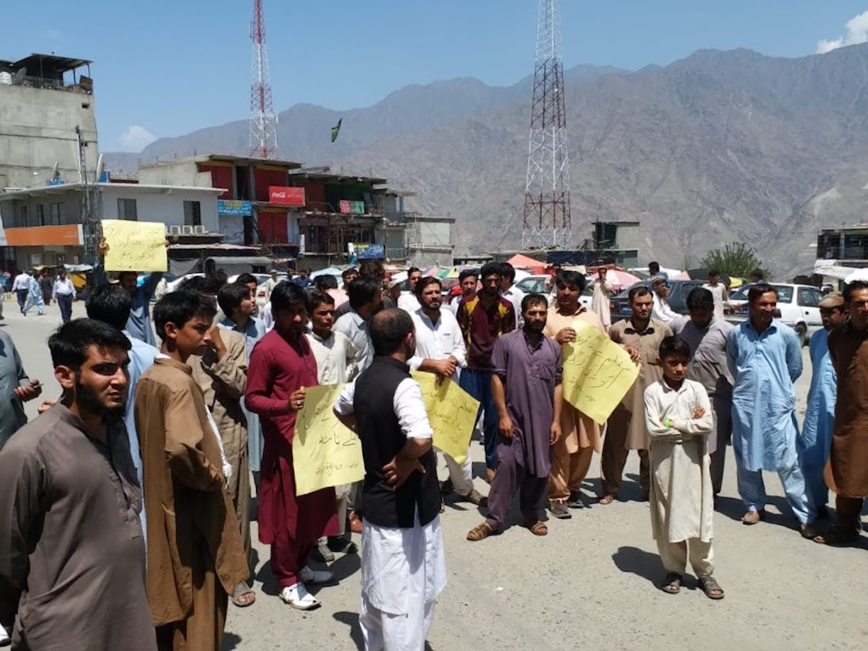 Security forces hunt for militants behind arson of Gilgit-Baltistan schools