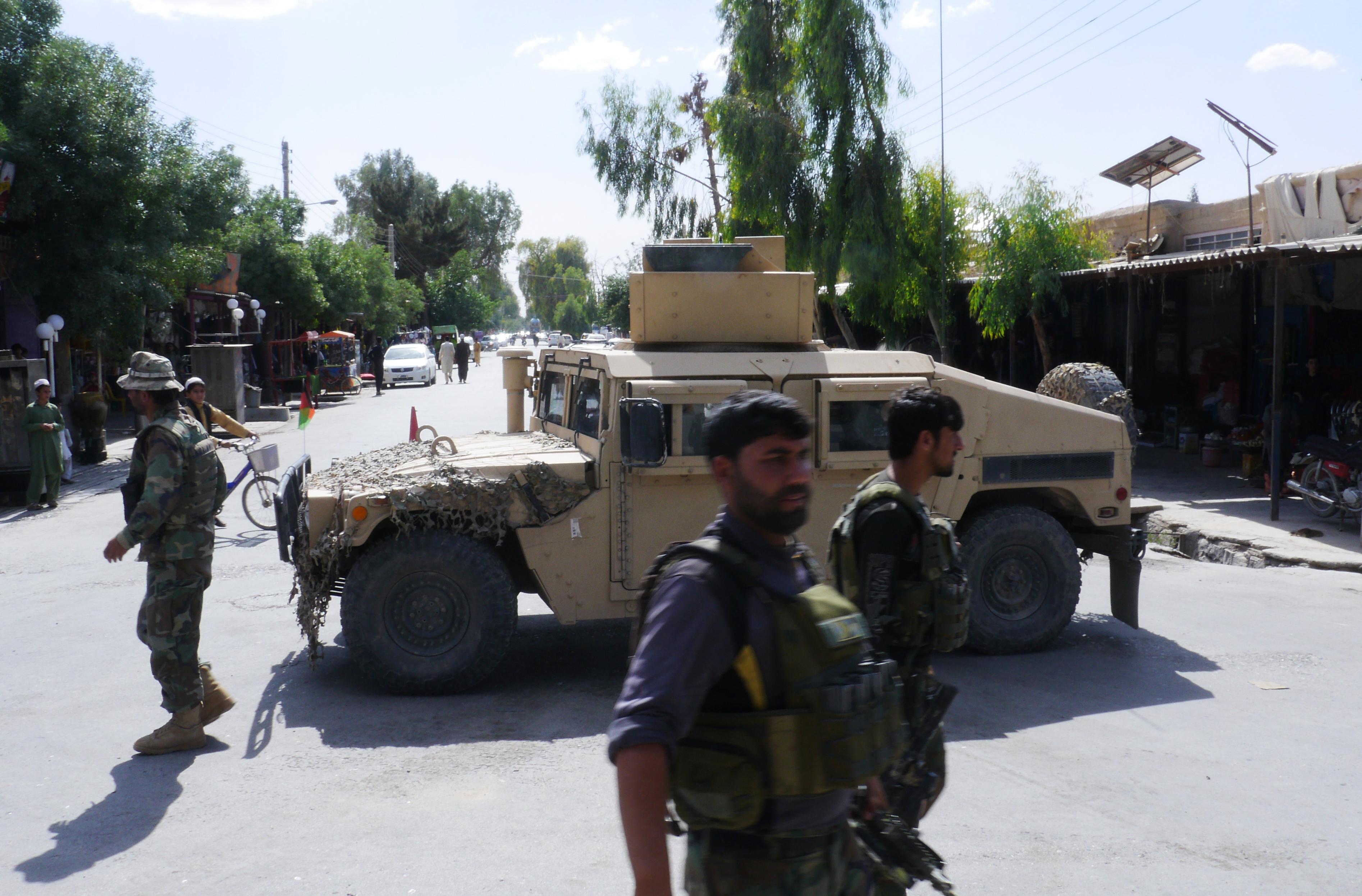 افغان جنرل وایي، 'ایران زمونږ دښمن دی'