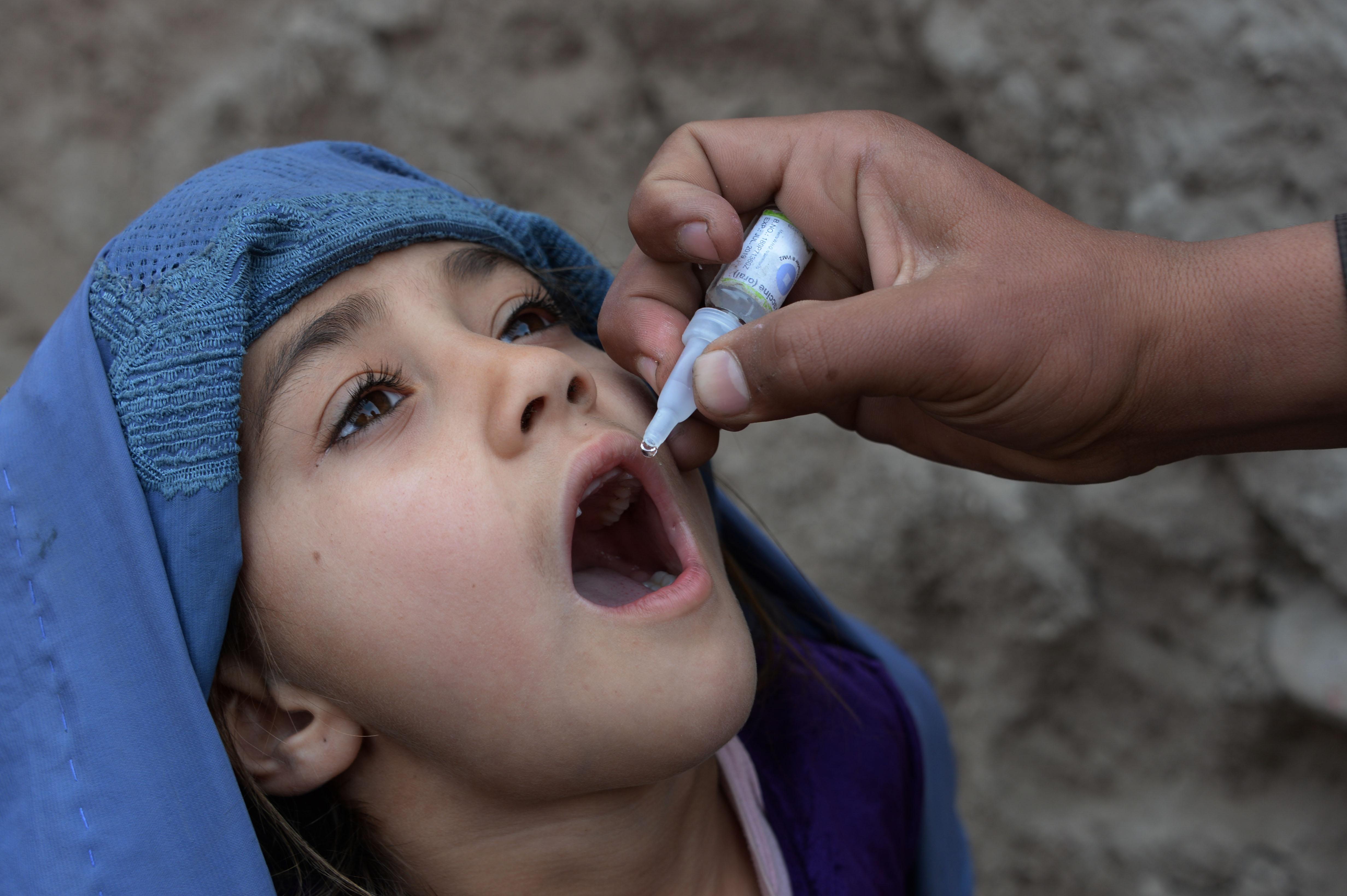 افغان- پاکستان سرحد پر ہم آہنگ کوششوں سے پولیو کے خاتمے کی امیدوں میں اضافہ