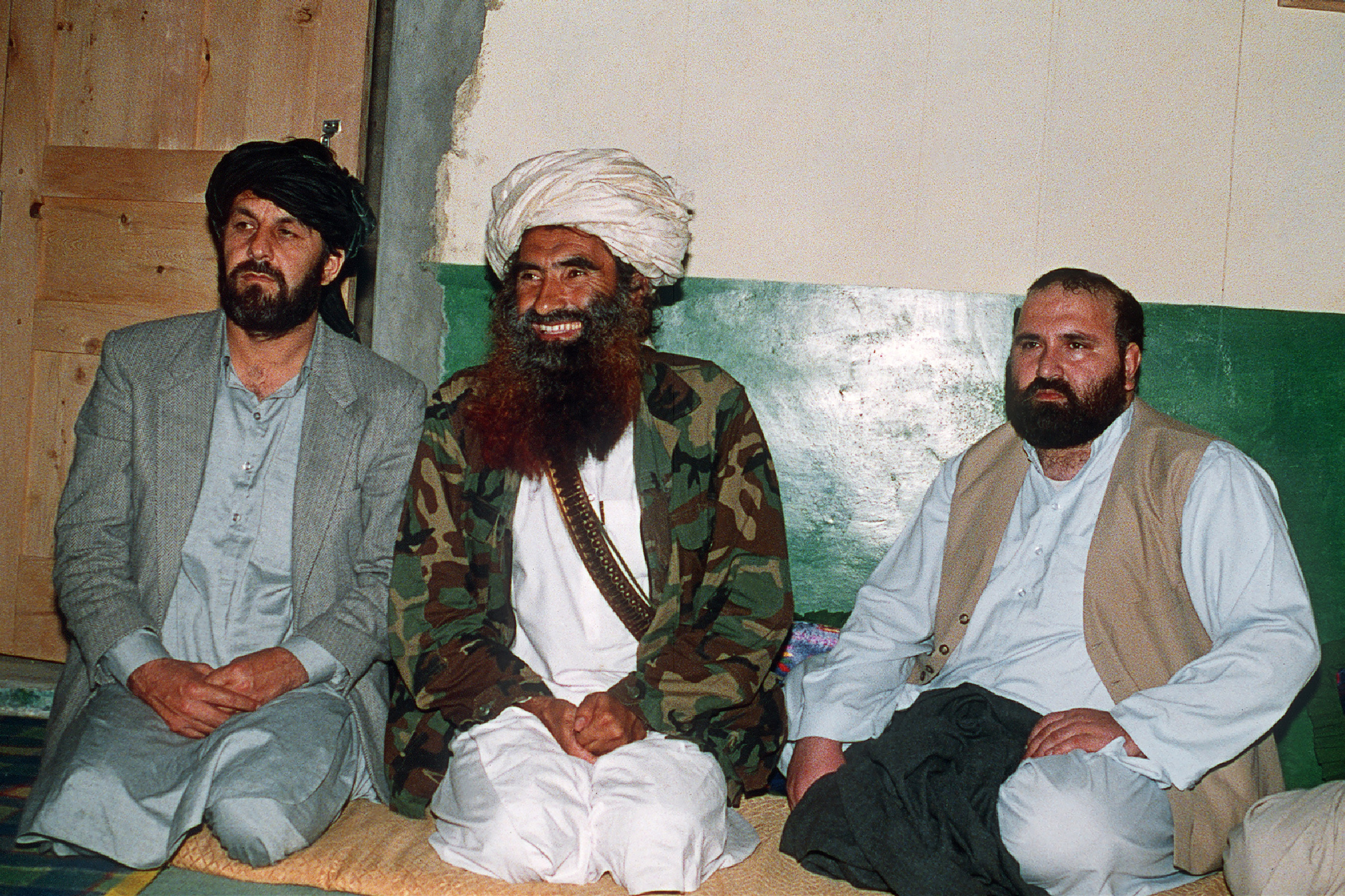 Haqqani Network founder dead after long illness: Afghan Taliban