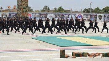 Sindh Rangers work to clean up violent Karachi