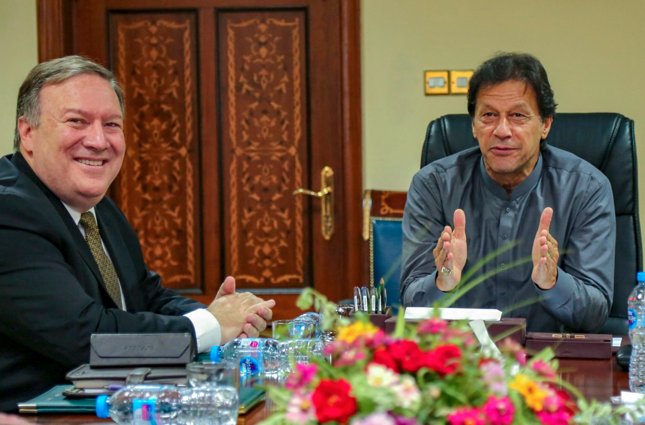 Pompeo's visit to Pakistan brings hope of renewed ties