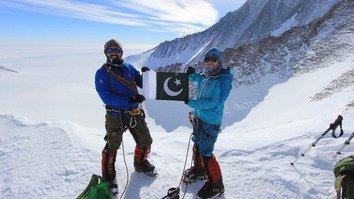 Pakistani woman mountaineers thrive in male-dominated sport