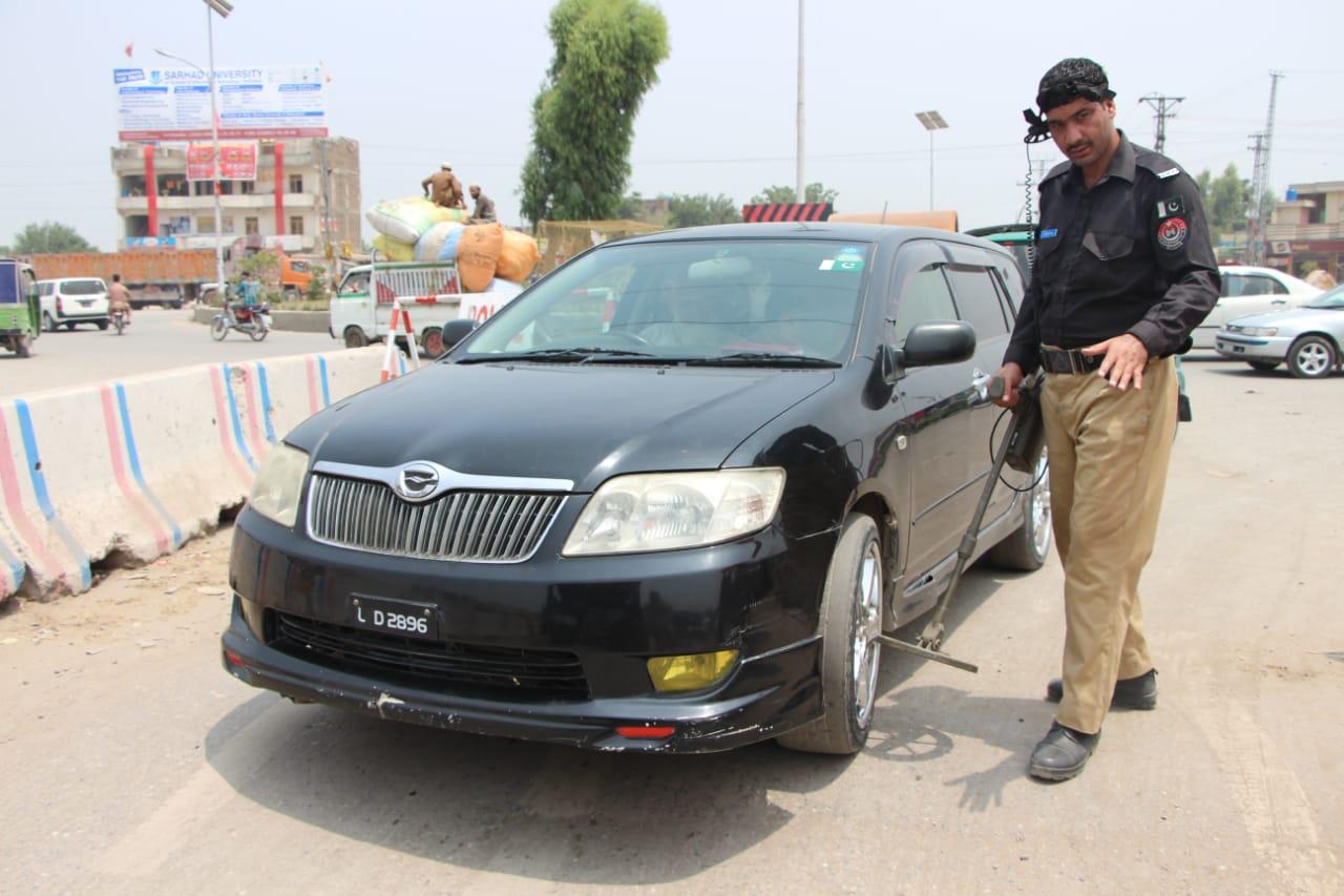 Pakistan tightens security to ensure peaceful Muharram