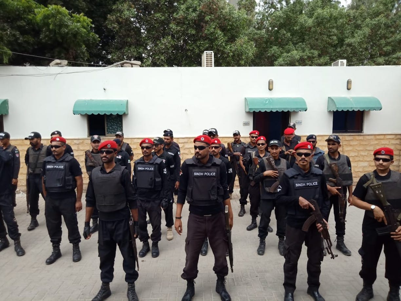 Sindh authorities crack down on surge in Karachi street crimes