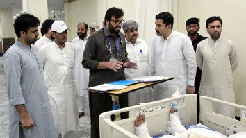 Pakistani doctors share expertise worldwide on treating terrorism victims