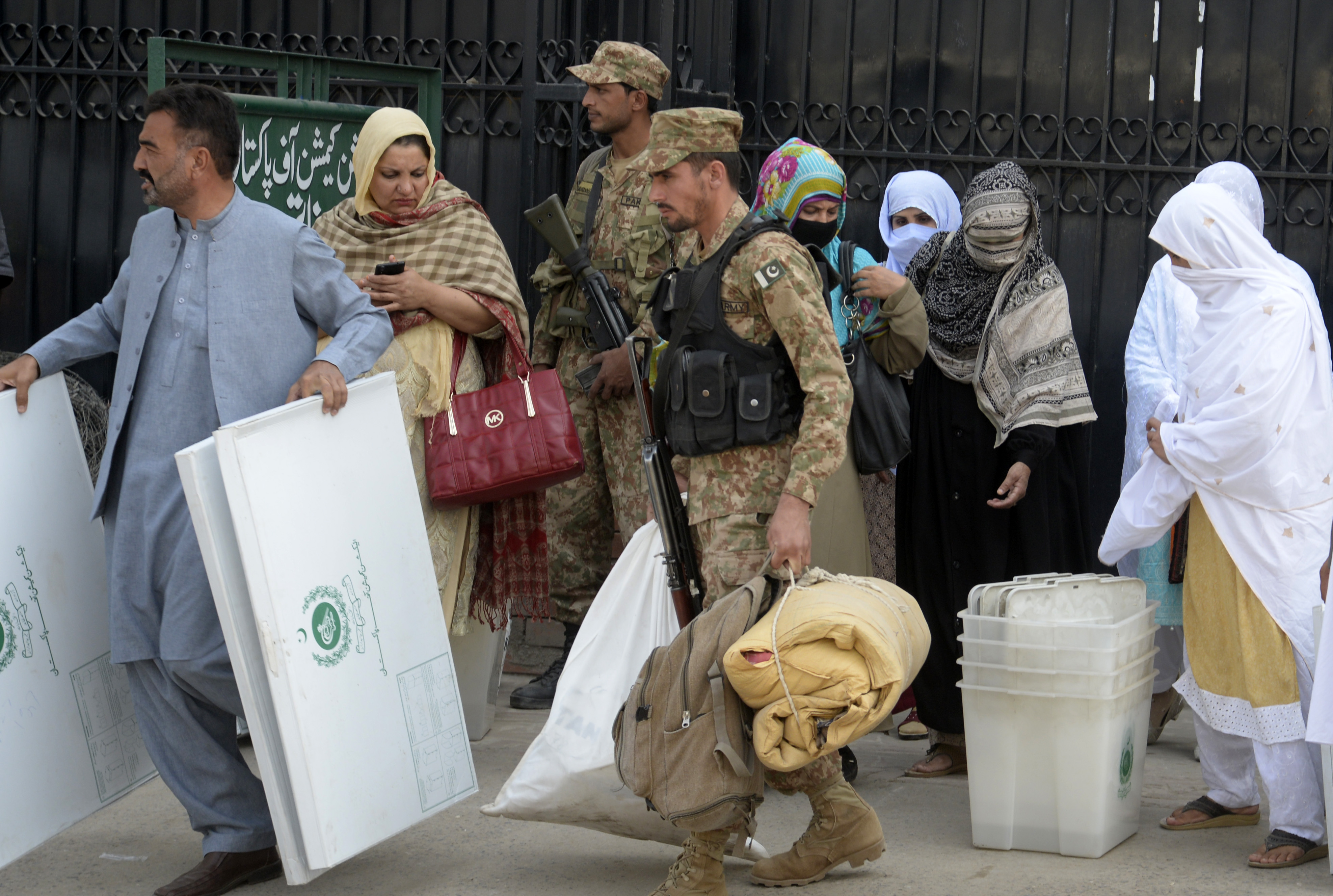 By-election results in KP seen as defeat to terrorism