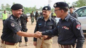 کے پی پولیس کے مغوی پولیس اہلکار مبینہ طور پر افغانستان میں مردہ پائے گئے