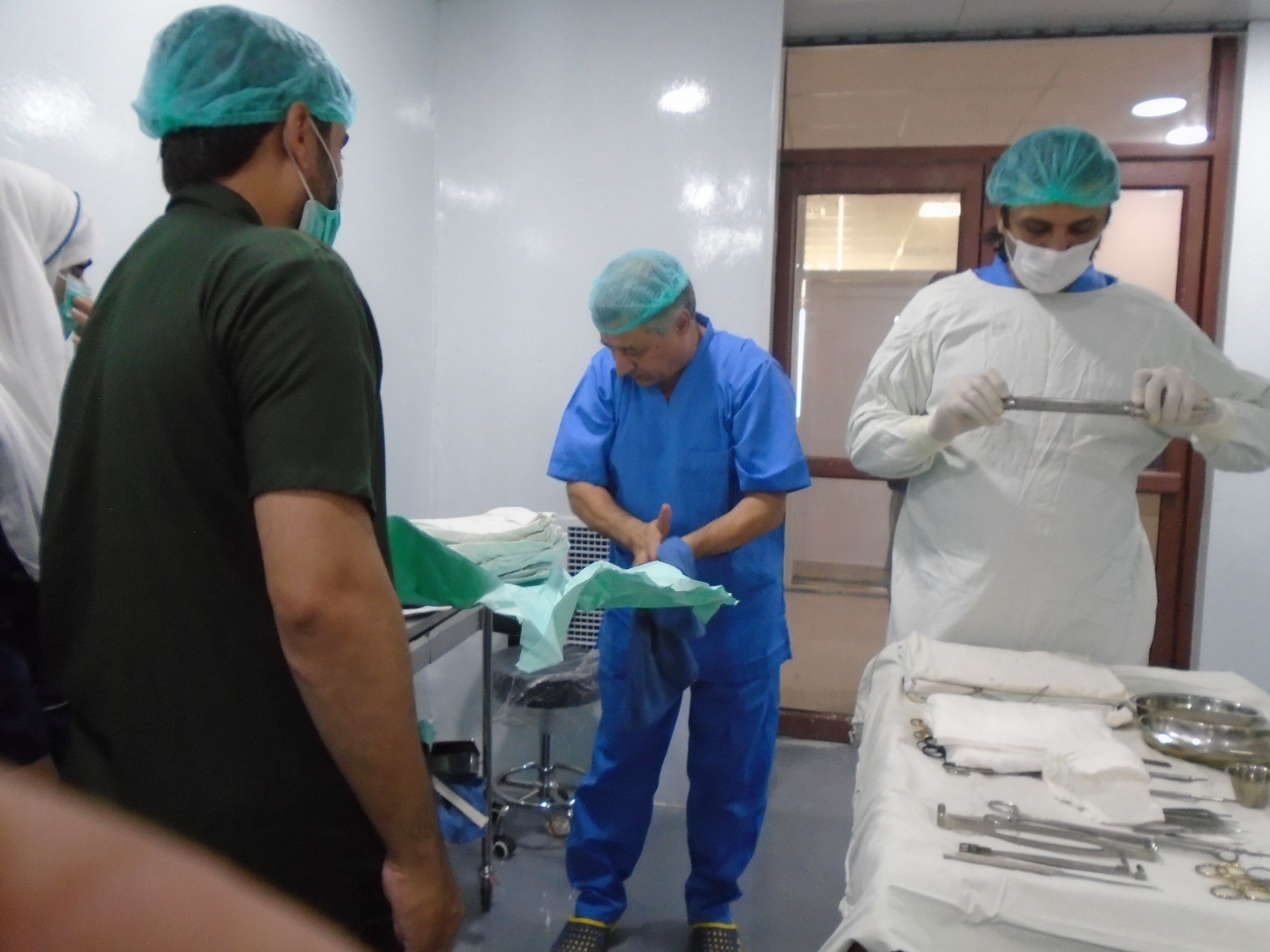 KP's first-ever burn and trauma centre starts helping patients