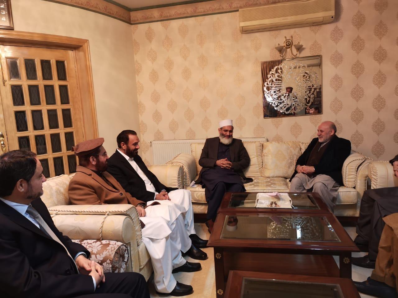 افغان امن وفد کا پاکستان کا 4 روزہ دورہ اختتام پذیر