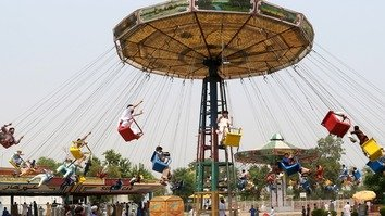 New parks bring joy to women, children of Mohmand District