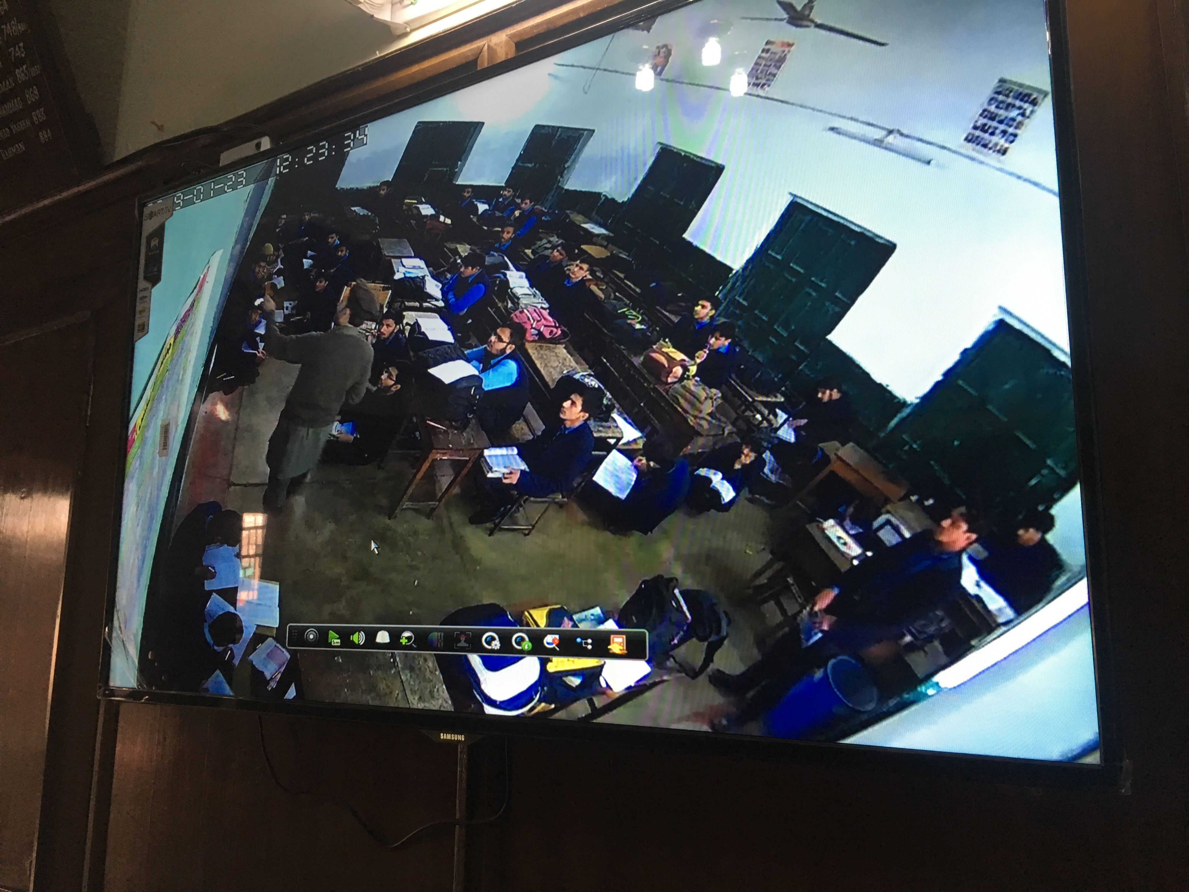 Peshawar public school first to install CCTV system