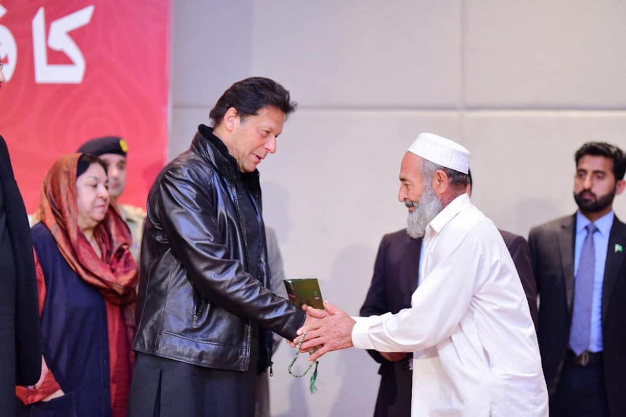 Khan expands Sehat Sahulat Programme to nation's poorest citizens