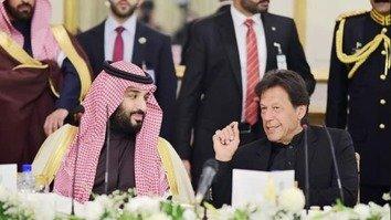 اسلام آباد ته د ولي عهد شهزاده دوره د پاکستان او سعودي عرب ترمنځ اړیکې ټینګوي