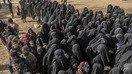شکست خوردہ داعش جنگجوؤں کے بیوی بچوں کو بے ملک و قوم مستقبل کا سامنا