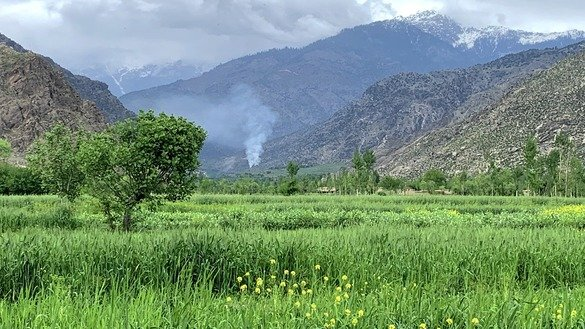 طالبان اور داعش نے افغانستان میں ایک دوسرے کے گھر جلا دیے
