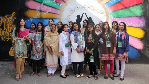 'The colours of diversity': KP minority youth programme expands horizons
