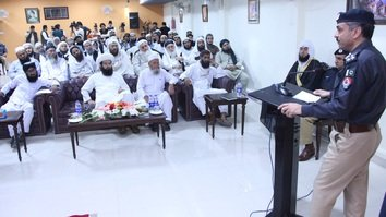Religious scholars join fight against illegal drugs in Khyber Pakhtunkhwa