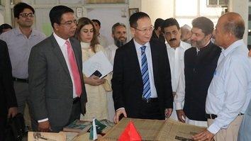 پاکستان اور قرغزستان لاتعداد نئے مواقع پر نظر جمائے ہوئے