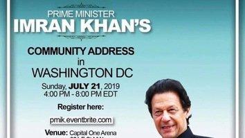 Pakistan eyes renewed ties ahead of Imran Khan's US visit