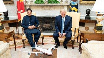 امریکا په افغانستان کې د سولې په پروسه کې د پاکستان د رول ستاينه کوي