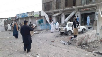 ISIS claims responsibility for Quetta bombing targeting Taliban