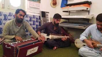 کرم کی اولین میوزک اکیڈمی قبائلی شہریوں کے لیے خوشی کا باعث