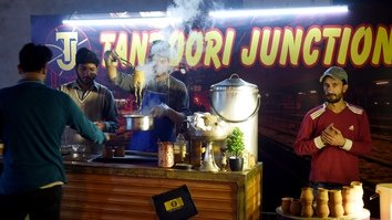 In photos: Islamabad's tandoori tea seduces patrons with distinct taste