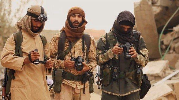 د داعش رسنۍ د کمزوري کيدو لویې نښې ښیي