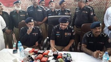Sindh police set sights on dacoits after crackdown on militants