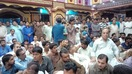 Pakistani Muslims stand with Hindus after temple attack in Sindh
