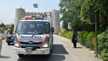 Rescue 1122 inaugurates 1st station in former FATA