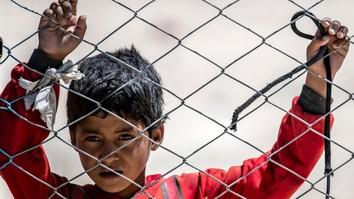 غیر یقینی مستقبل شامی کیمپ میں داعش کے یتیموں کا منتظر