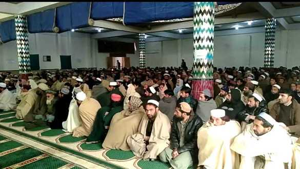 Tirah tribes rejoice in reopening of Maidan mosque