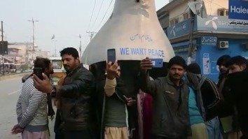 'امن کی فاختہ' ملک بھر کے سفر کے لیے اڑان بھرنے کو تیار