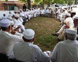 Bajaur tribesmen pledge to help eradicate militancy