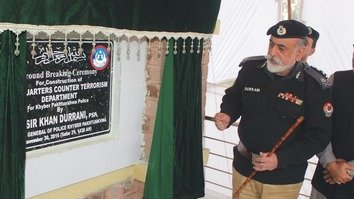 Peshawar counter-terrorism unit praised for 'remarkable' successes