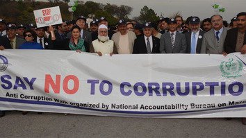 Khyber Pakhtunkhwa moves to eradicate corruption