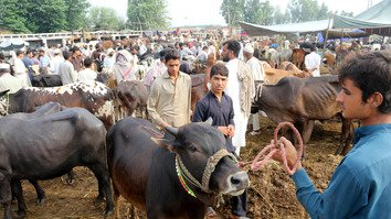 Security measures across Pakistan stepped up ahead of Eid