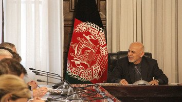 Taliban faces internal debate over Ghani's peace plan