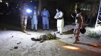 Frontier Corps foils major terrorist attack on headquarters in Quetta