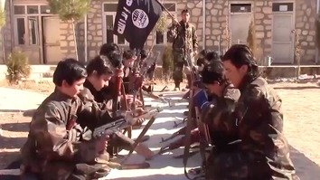 Weakened ISIS stoops to brainwashing children to carry out attacks