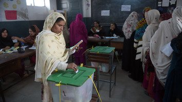 Woman runs for office in Upper Dir, encouraging disenfranchised female voters