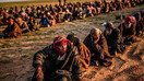 Fate awaits captured ISIS fighters in Syria