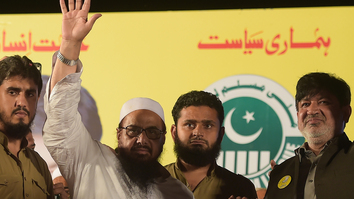 Pakistani authorities arrest Hafiz Saeed in connection with terror financing cases