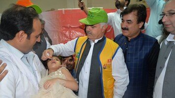 Government to focus on awareness as new polio vaccination campaign begins