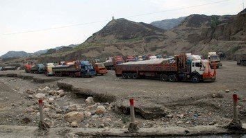 Pakistani, Afghan businesses eye better future with trade accord revision