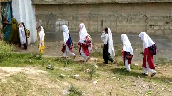 Bajaur residents welcome 1st private school for girls