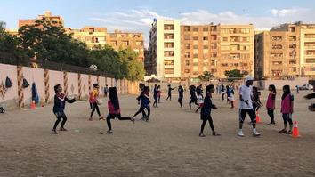 Women encourage peace in Lyari with sports, peace initiatives