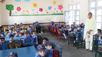 In photos: new school in Mohmand confronts militancy with education